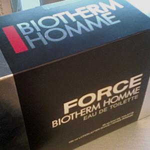 Biotherm Homme - emballage
