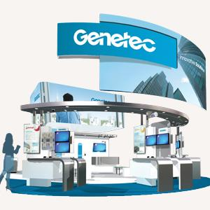 Genetec - kiosque
