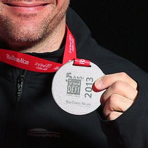 Rio Tinto - médailles du Grand défi Pierre Lavoie (GDPL)