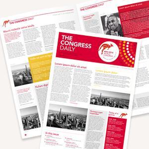 Fédération mondiale de l'hémophilie - journal du congrès mondial